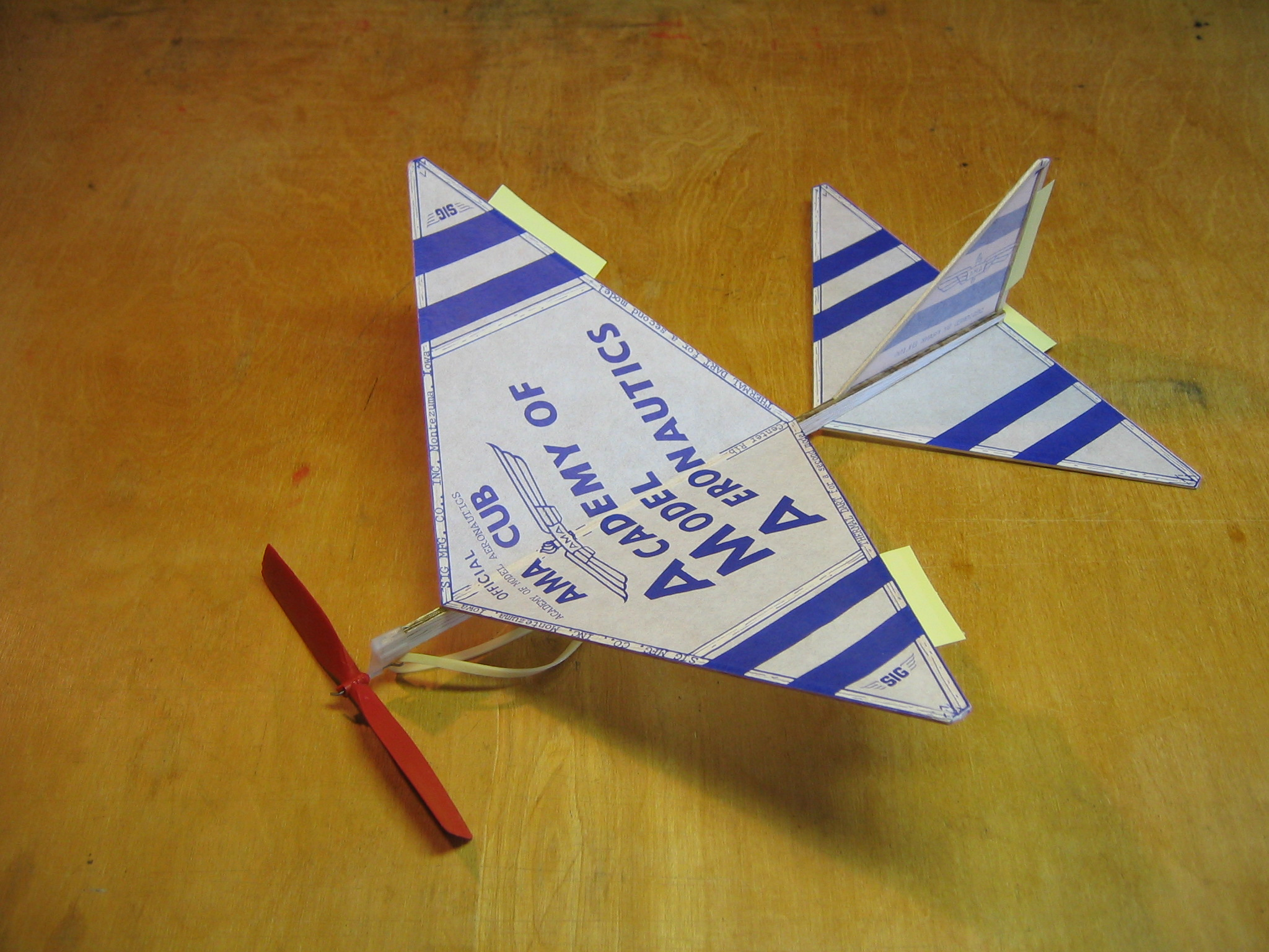 airplane kite assembly instructions