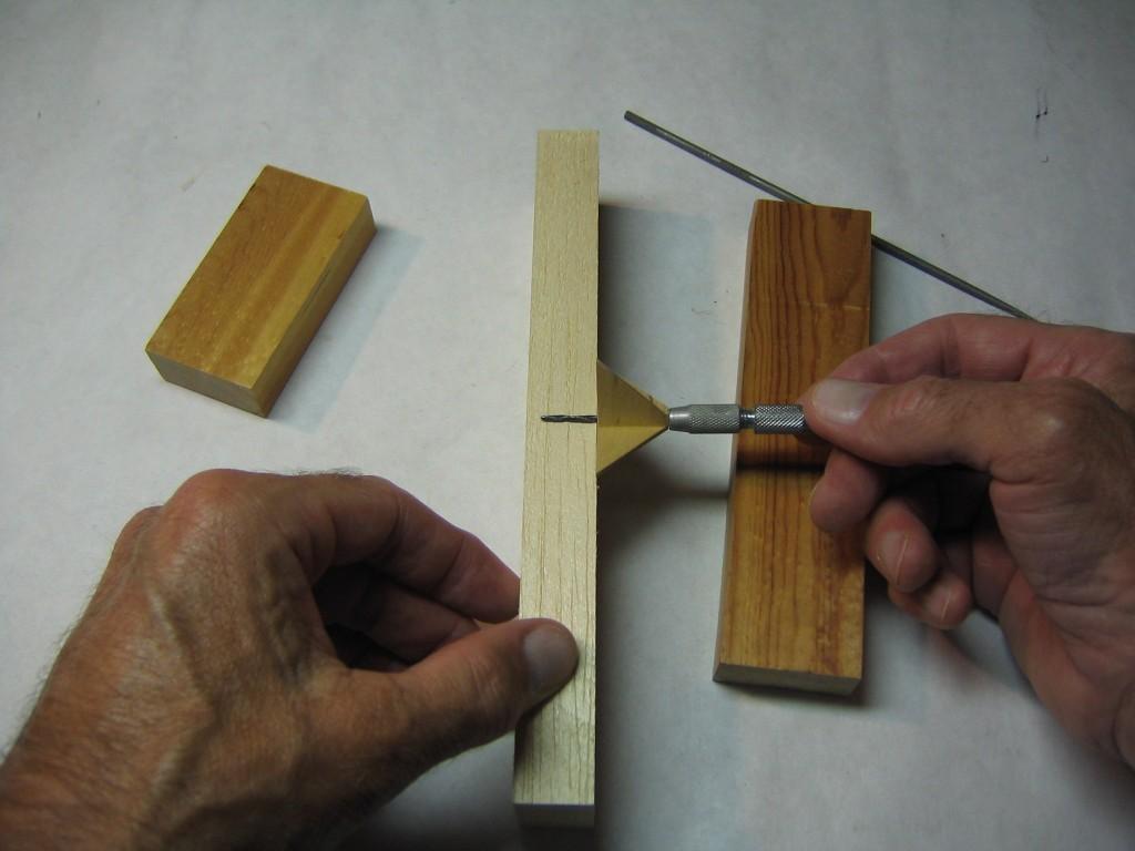 Carving Propeller 012