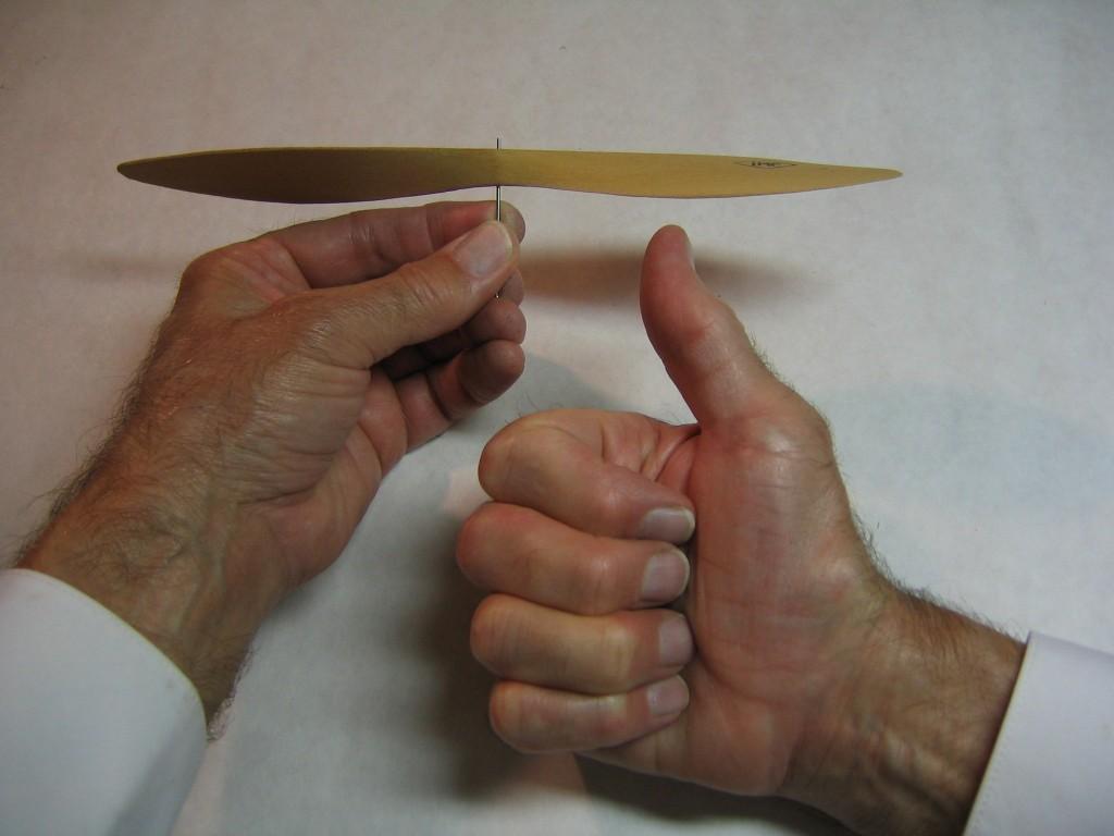 Carving Propeller 019