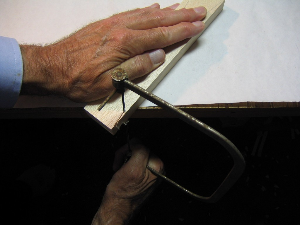 Carving Propeller 025