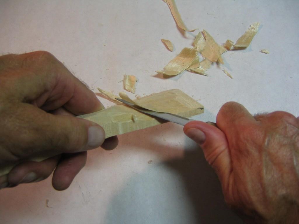 Carving Propeller 038