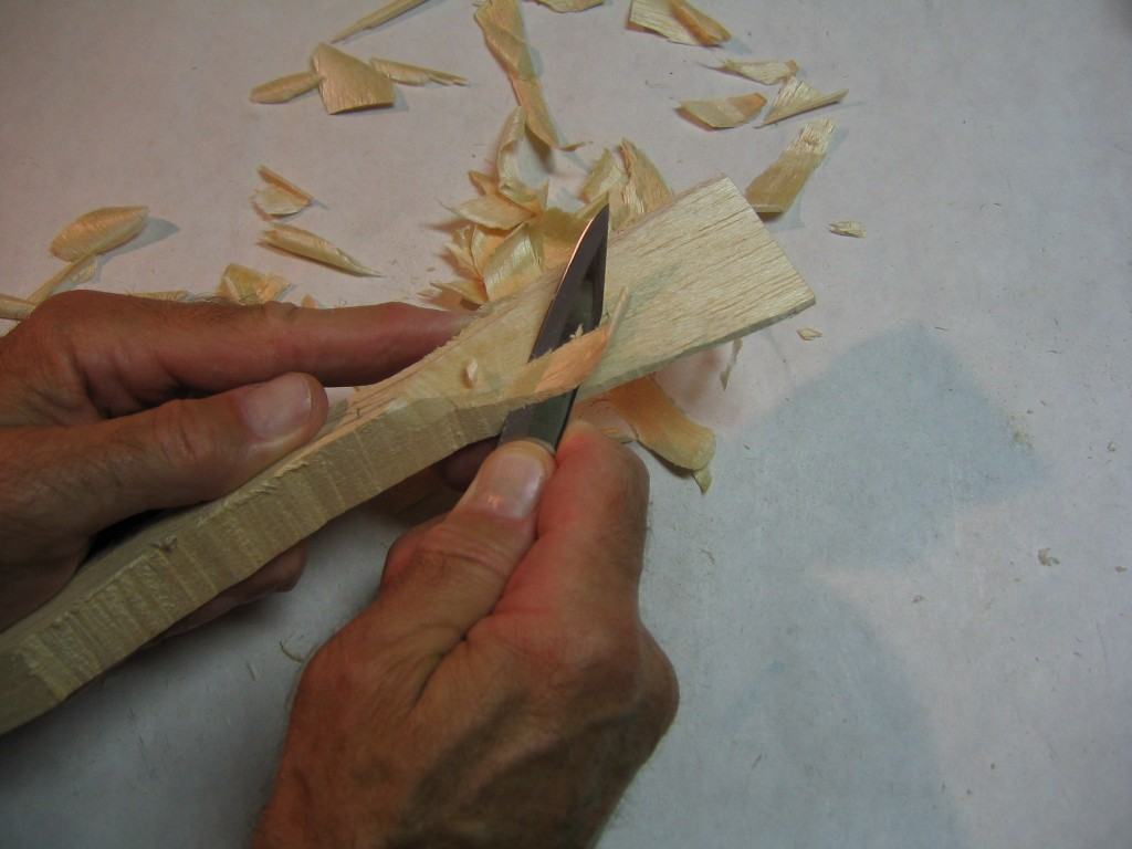 Carving Propeller 040