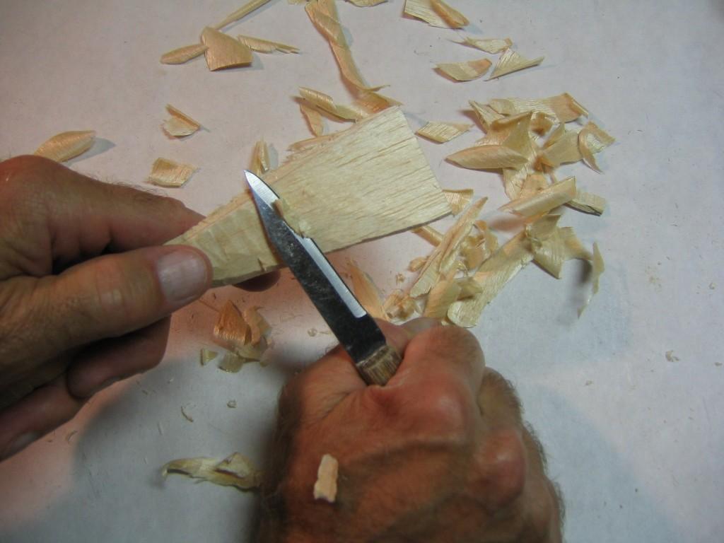 Carving Propeller 041