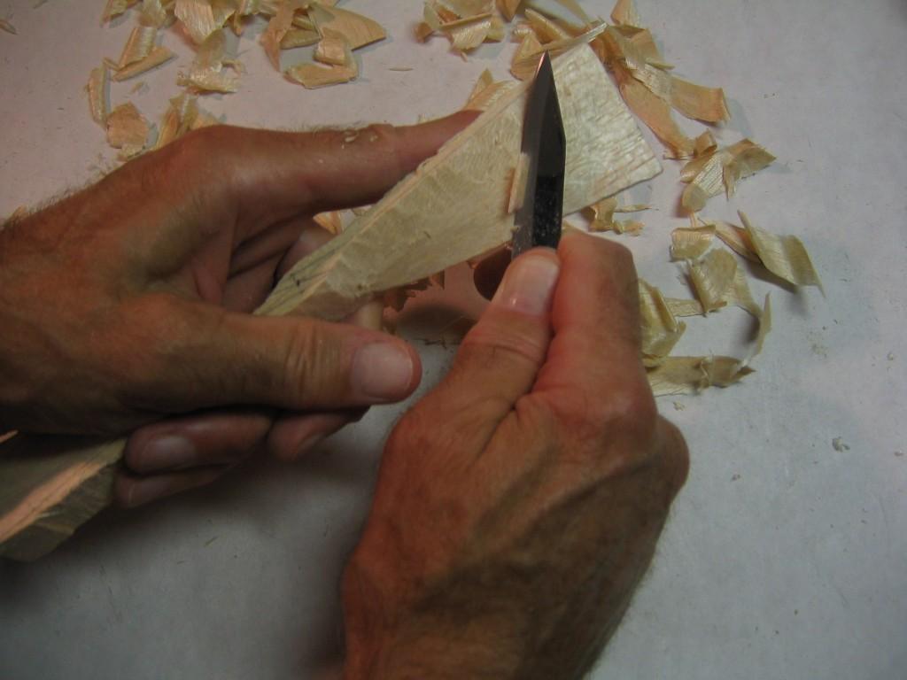 Carving Propeller 042