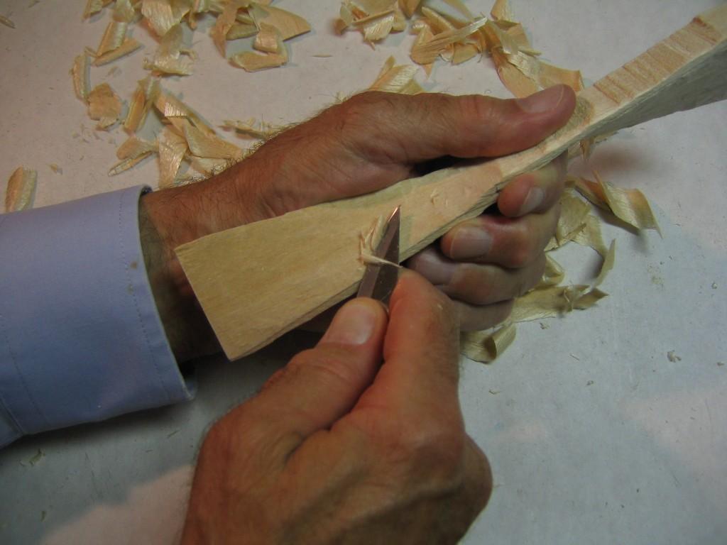 Carving Propeller 044