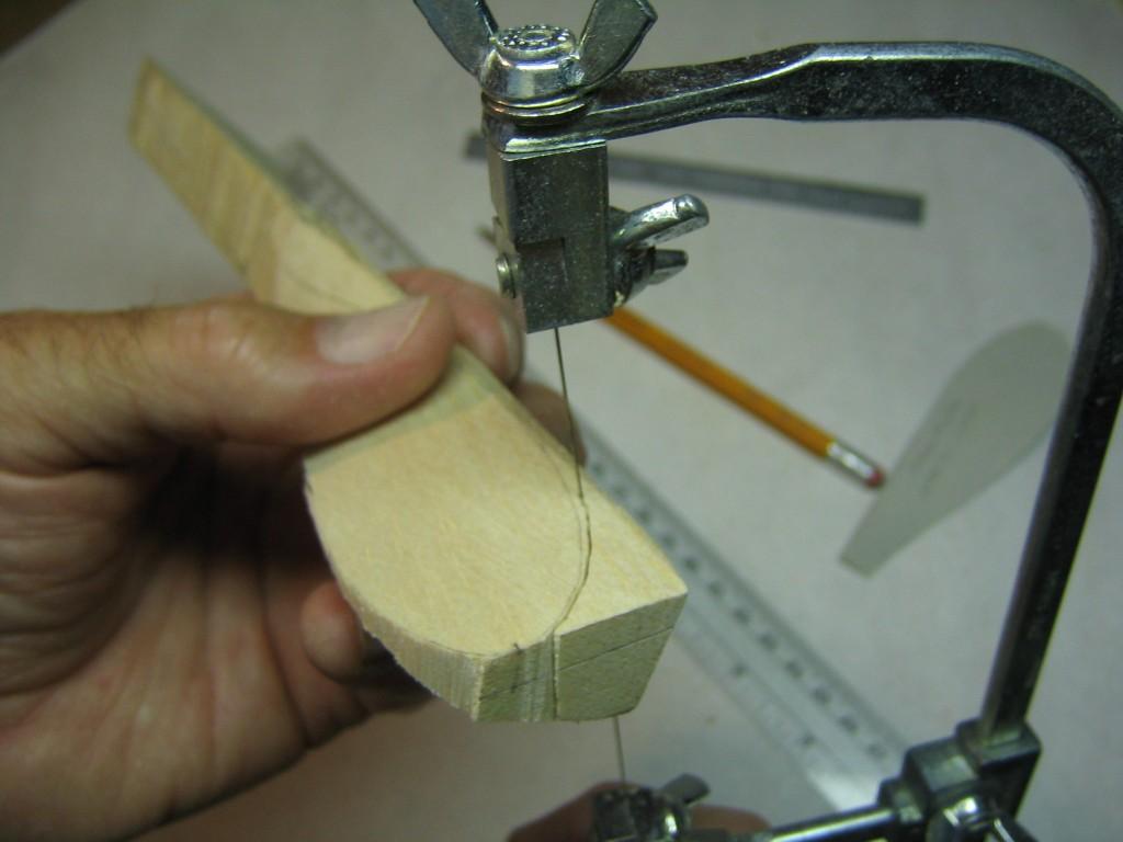 Carving Propeller 070