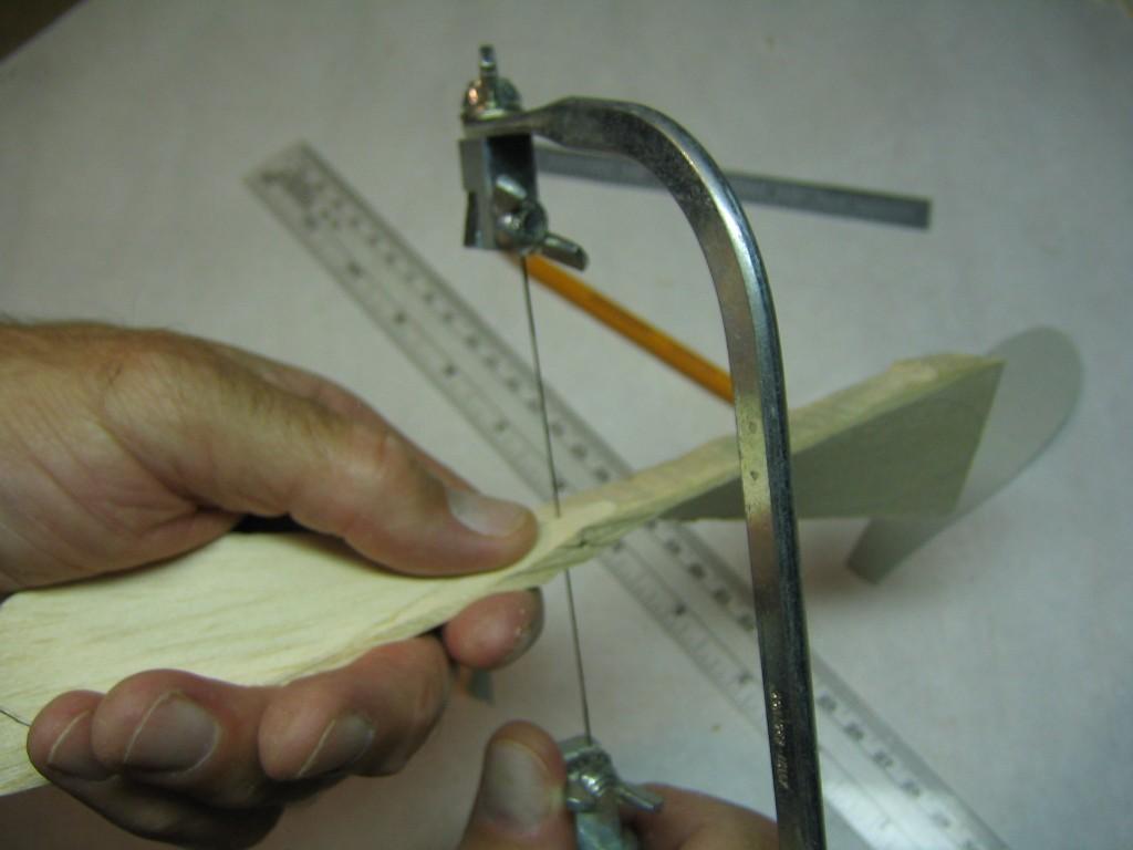 Carving Propeller 072