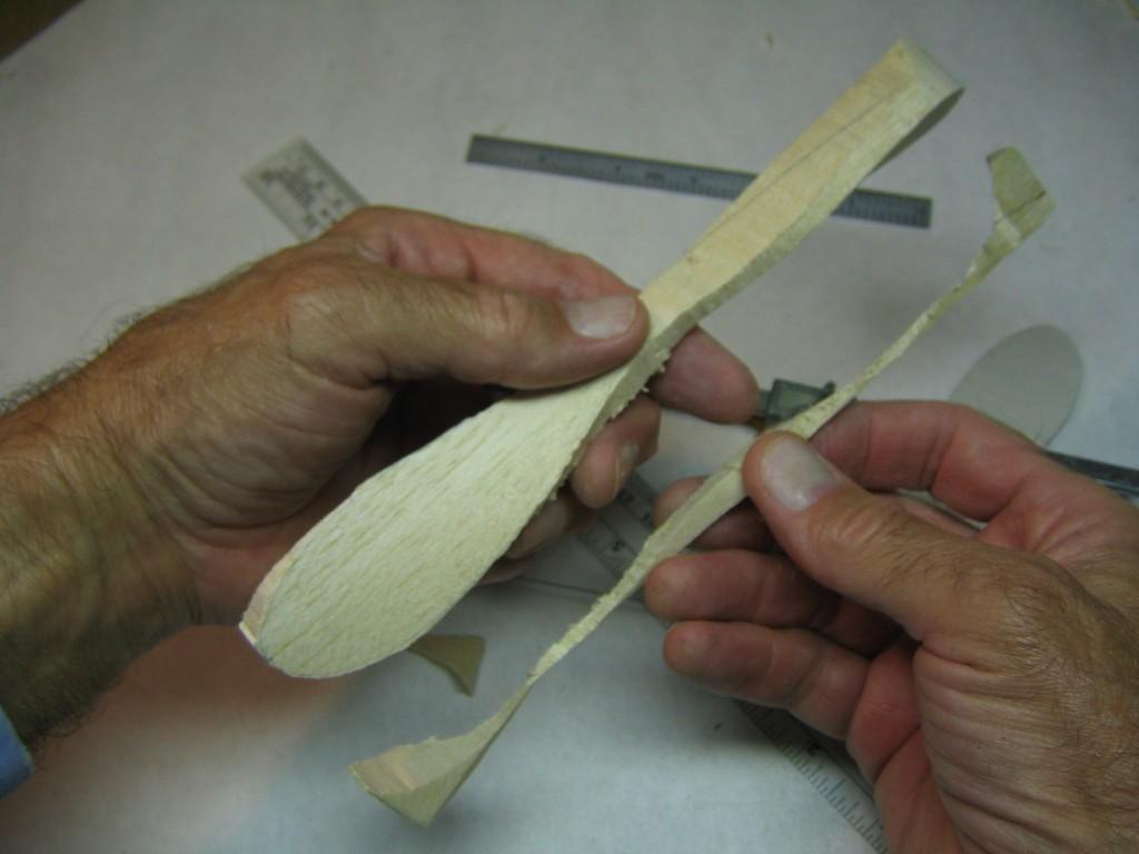 Carving Propeller 074