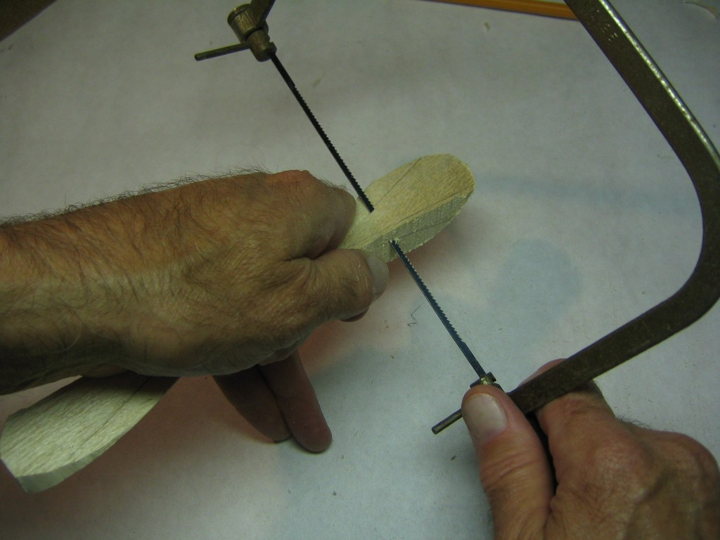 Carving Propeller 075