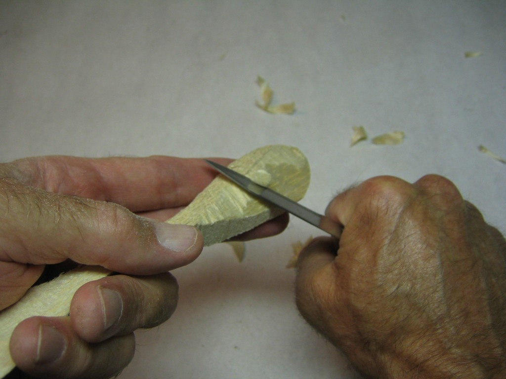 Carving Propeller 078