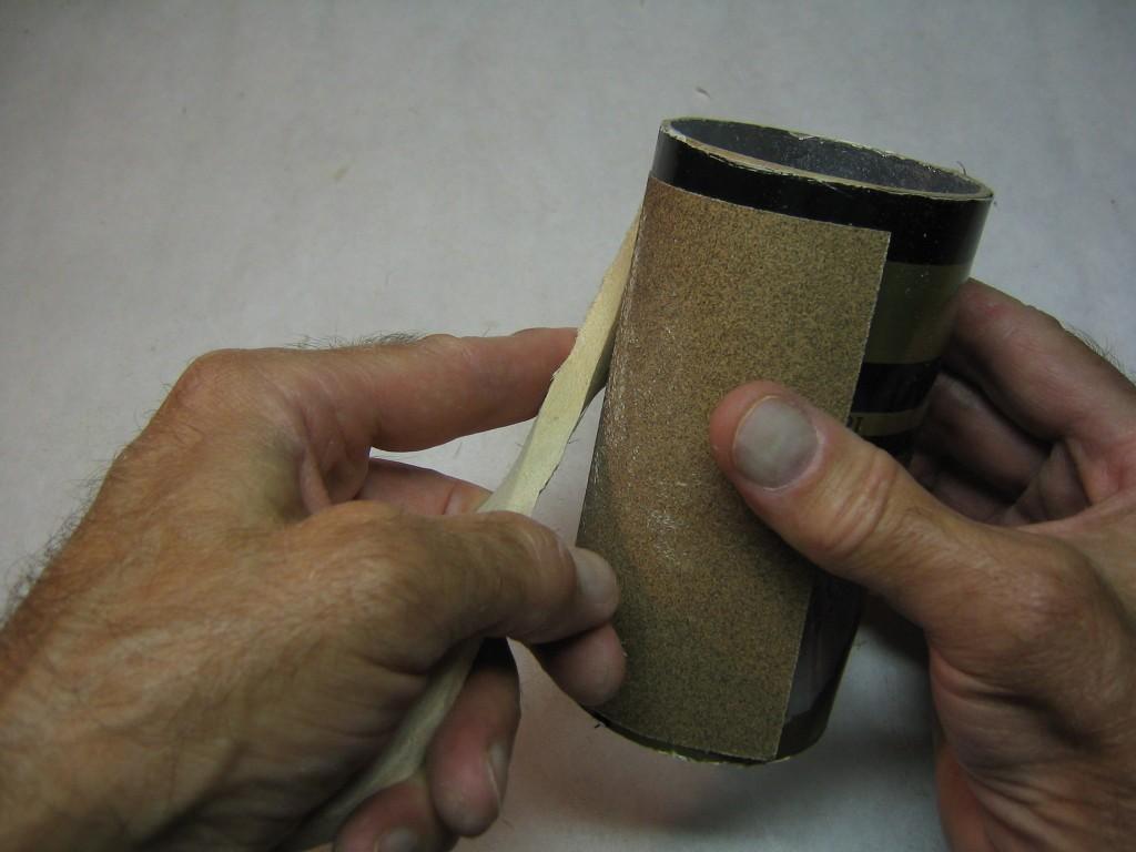 Carving Propeller 083