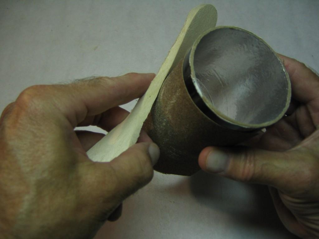 Carving Propeller 084