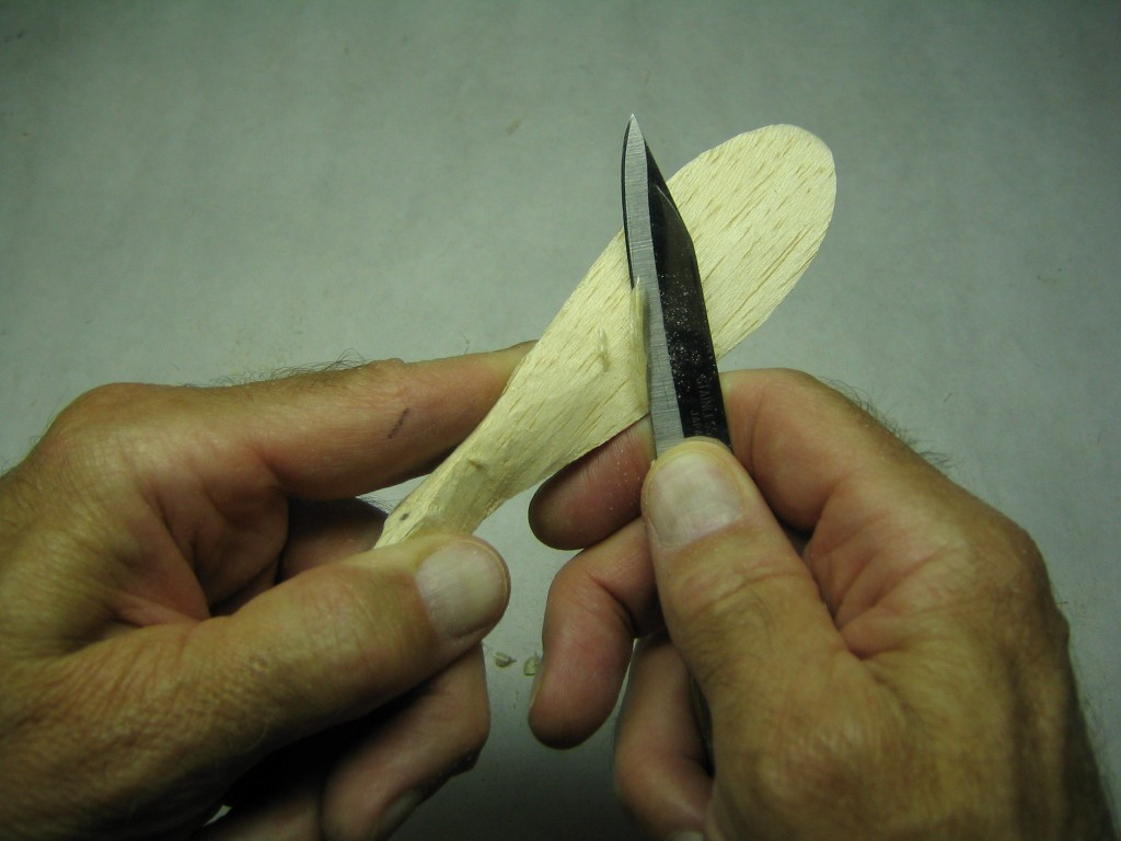 Carving Propeller 087