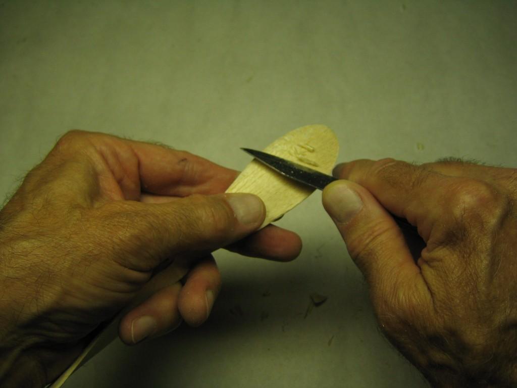 Carving Propeller 089