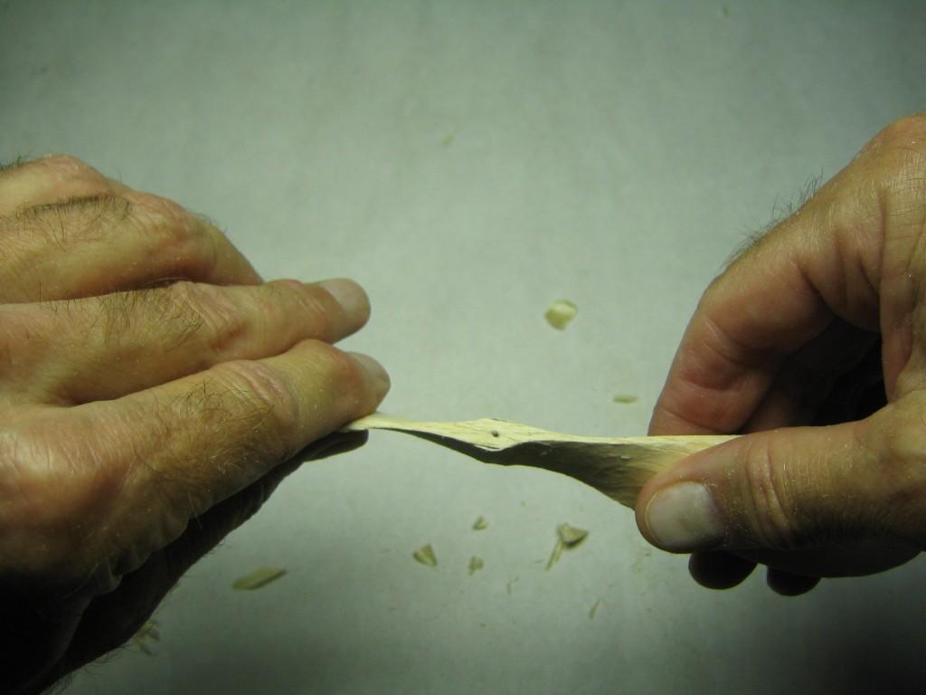 Carving Propeller 090