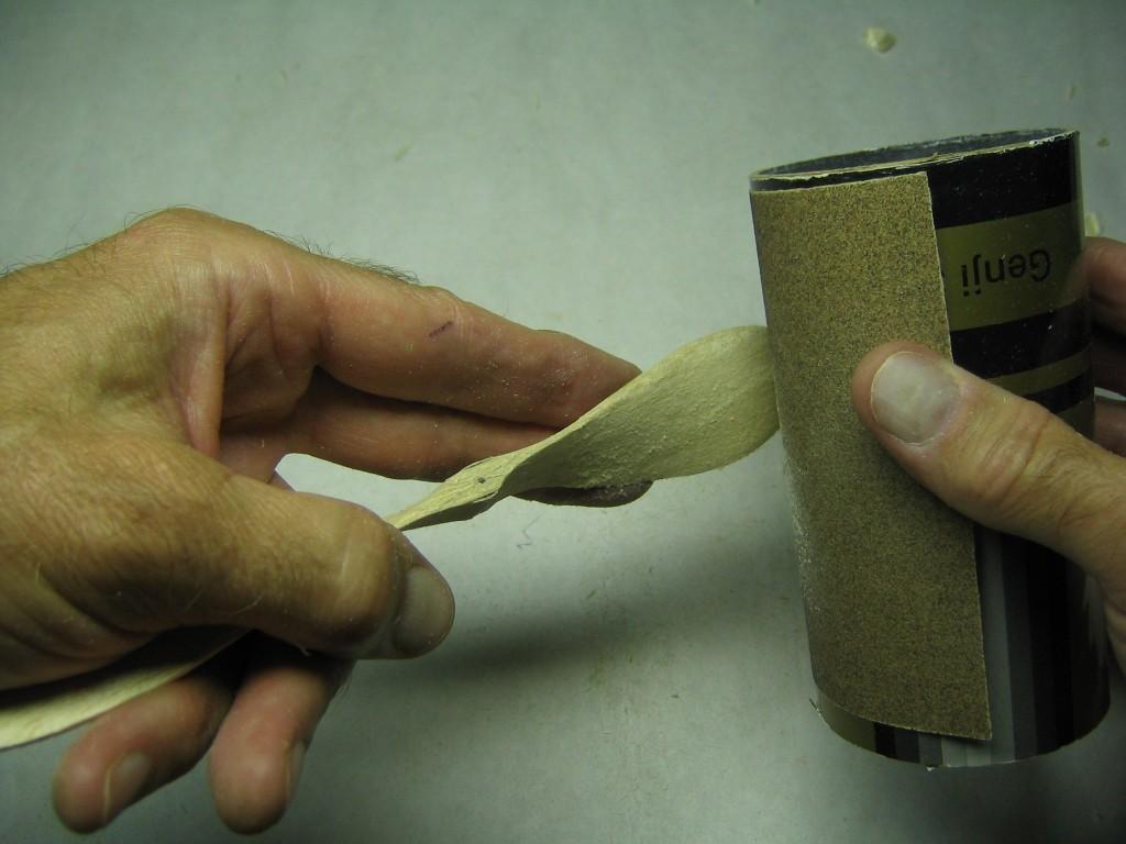 Carving Propeller 094