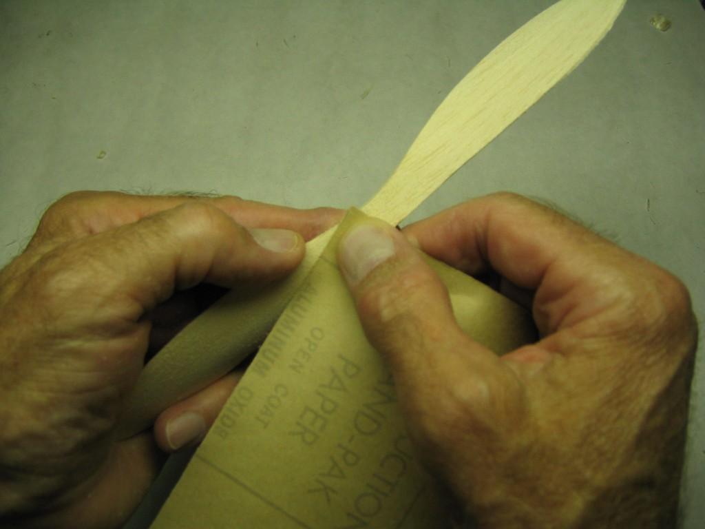 Carving Propeller 096