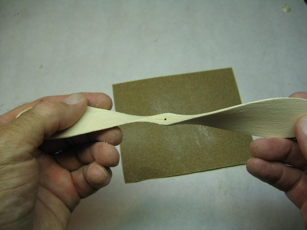 Carving Propeller 097