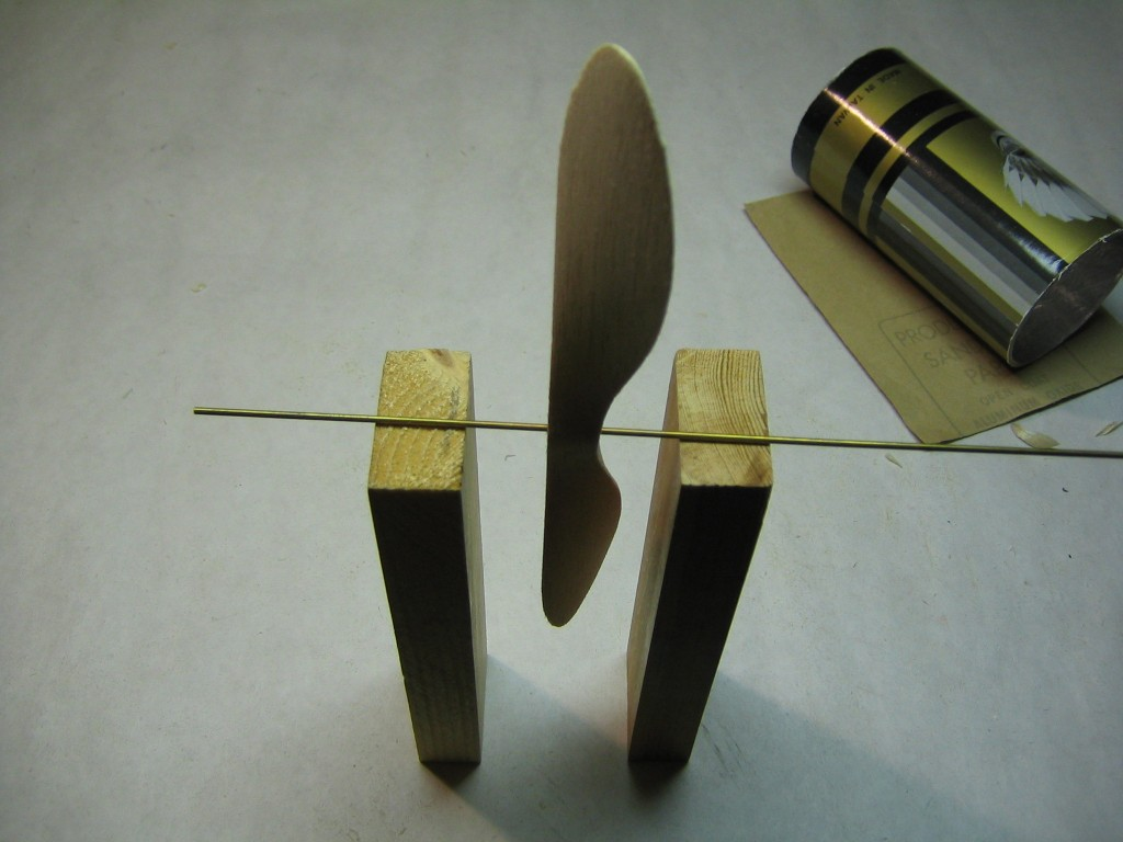 Carving Propeller 098