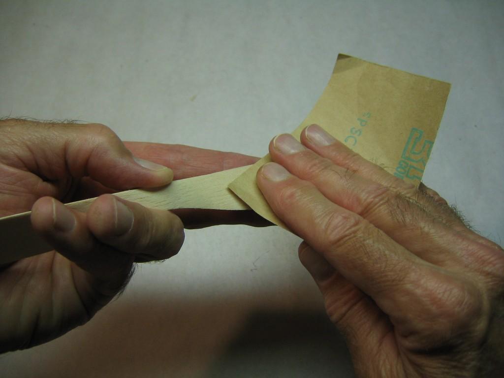 Carving Propeller 099