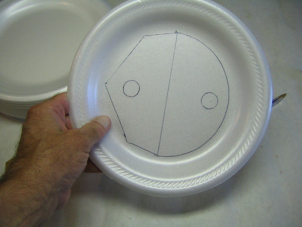 Foam Plate Gliders 037