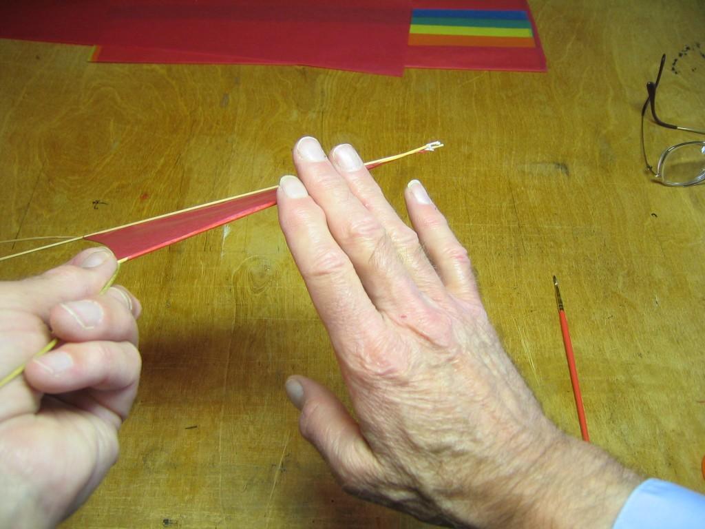 Asymmetric Kites 014