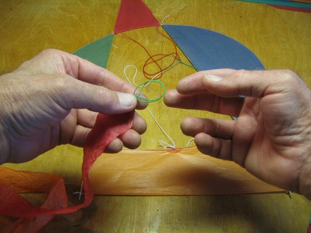 Asymmetric Kites 021