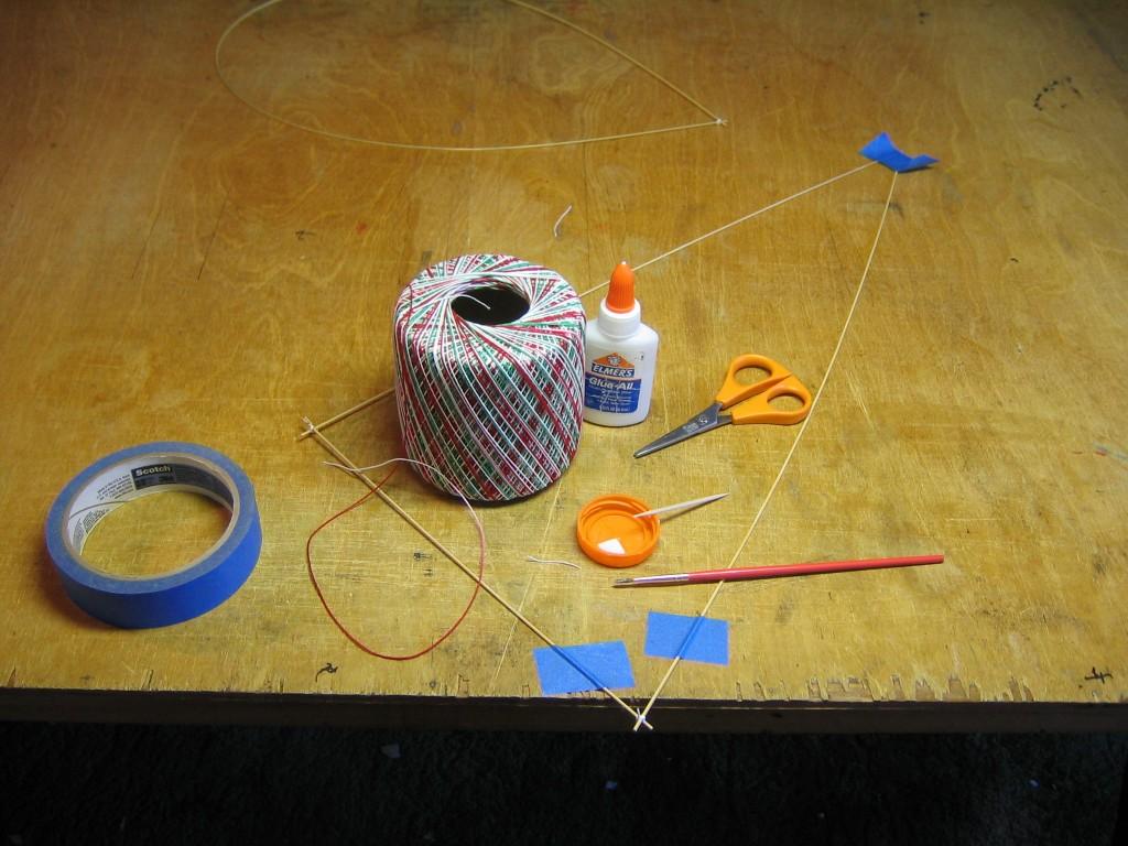 Asymmetric Kites 024