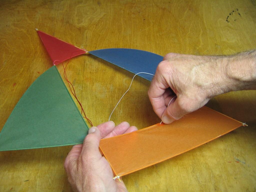 Asymmetric Kites 050