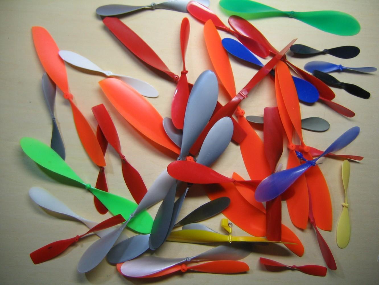 Plastic Prop 004