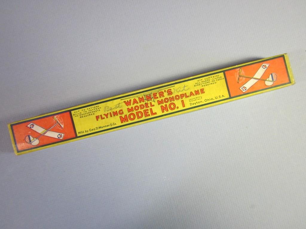 Wanner's Model No. 1 008