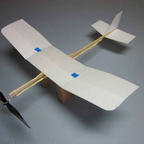 The First Great International Foam Plate Rubber Band Powered Airplane Contest & Foam Planes u2013 endlessLift