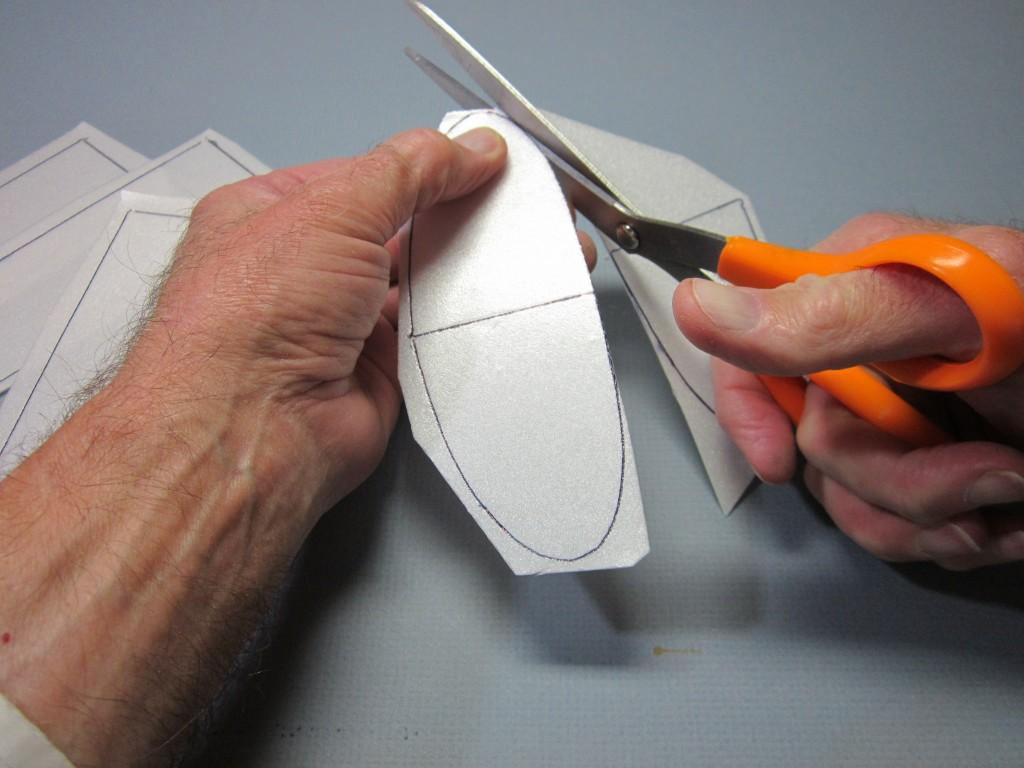 Foam Plate Plane 030